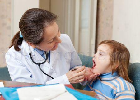 симптомы аденовирусной пневмонии у ребенка