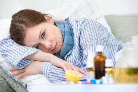 Острая гнойная деструктивная пневмония