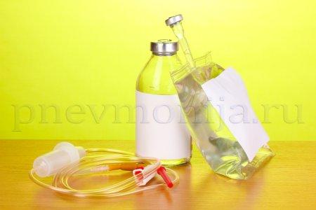 Лечение затяжной пневмонии