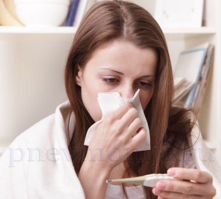 Симптомы правостороннго и левостороннего воспаления