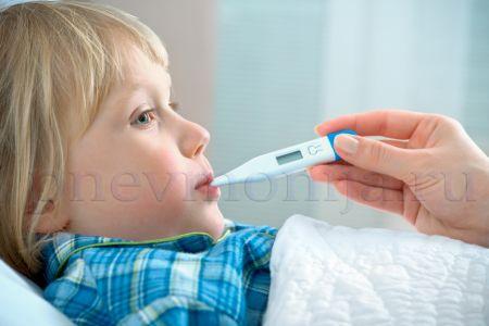 Факторы риска развития затяжной формы у ребенка