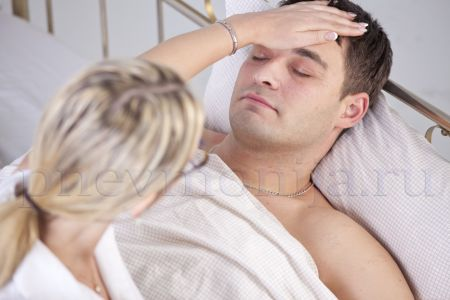 затяжная пневмония у взрослого