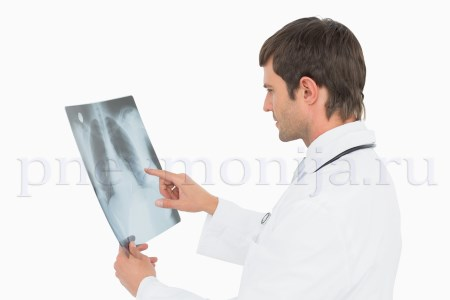 диагностика криптогенной организующейся пневмонии