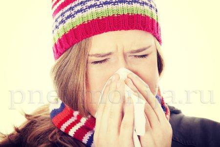 Почему возникает воспаление легких