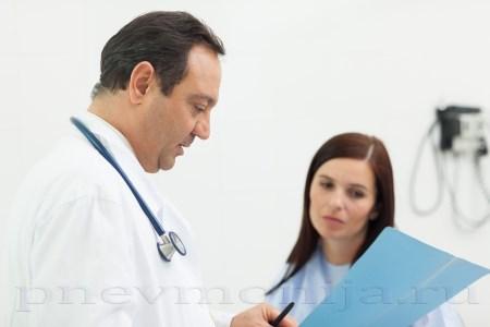 жалобы при пневмонии