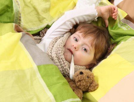 внебольничная двусторонняя нижнедолевая пневмония у ребенка