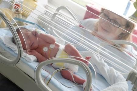 пневмония у недоношенного ребенка