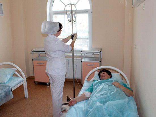 Сколько дней лежат при воспалении легких в больнице
