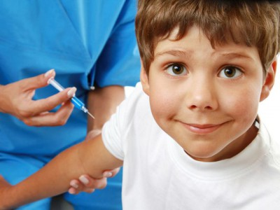 Вакцинация детей от пневмонии