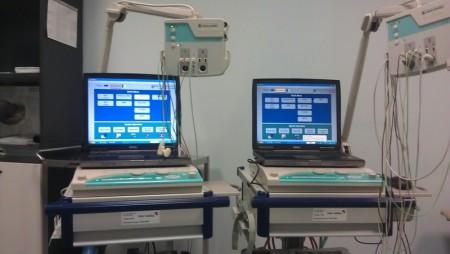 Прибор для электромиографии