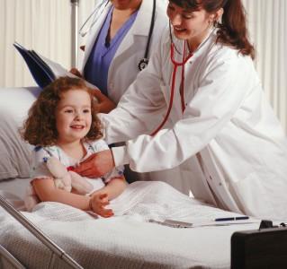 Где проводится лечение ребенка