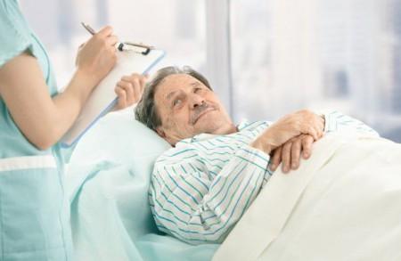 Тяжелое течение пневмонии