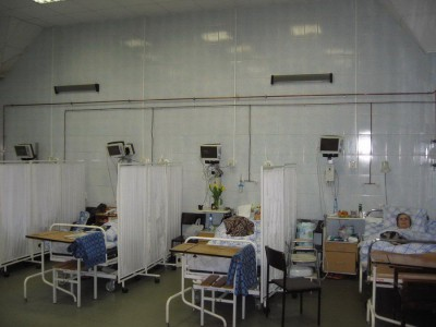 Отделение терапии в стационаре