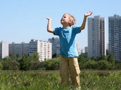 детям с астмой нужен свежий воздух