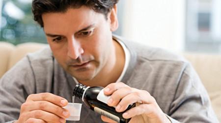 Лечение кашля при бронхите
