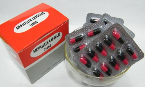 Ампицилин против ангины