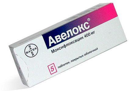 Препарат авелокс для лечения бронхита