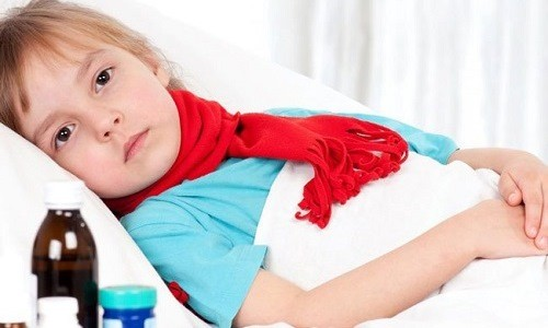 Проблема ангины у ребенка