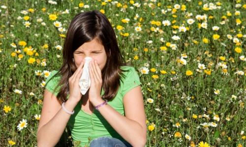 Аллергия - причина заложенности уха