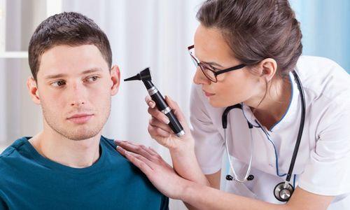 Обращение к врачу для выявления патологии