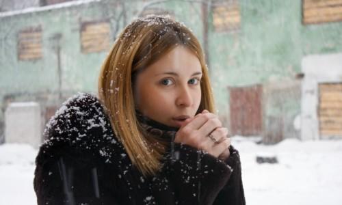 Переохлаждение - одна из причин появления инфекционного ринита