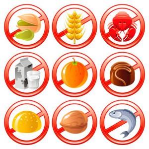 Продукты, вызывающие аллергических бронхит