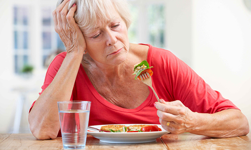 Потеря аппетита при экзогенном аллергическом альвеолите