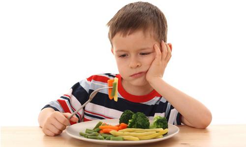 Снижение аппетита при аденоидах