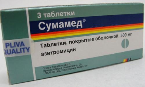 Какие антибиотики следует принимать