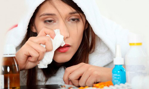 Антибиотики во время синусита