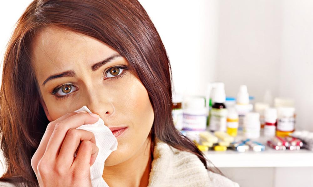 Болит затылок головы при гайморите