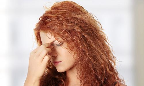 Неприятные симптомы синусита