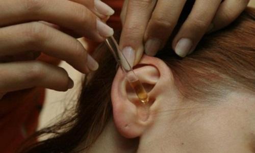 Полидекса в уши