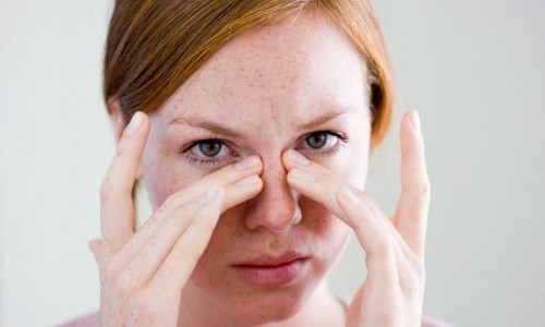 Проблема катарального гайморита