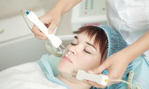 Методы физиотерапии в лечении гайморита