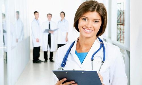 Консультация врача при ангине
