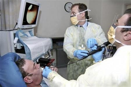 Возможности фибробронхоскопии
