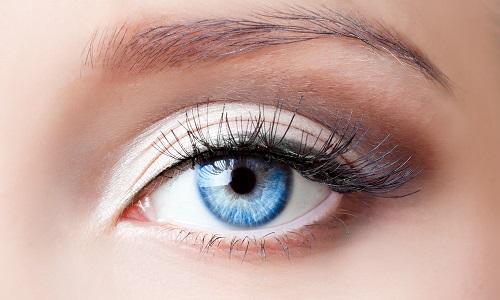 Временное нарушение зрения при аллергии
