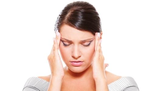 Сильные головные боли при синусите