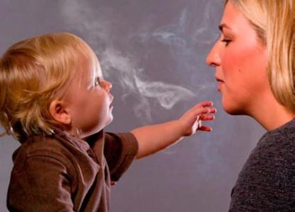курение вызывает аллергический бронхит