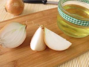 лечение бронхита медом и луком