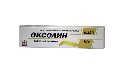 Оксолин в борьбе с синуситом