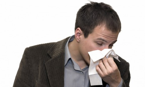 Простуда как причина кровотечения