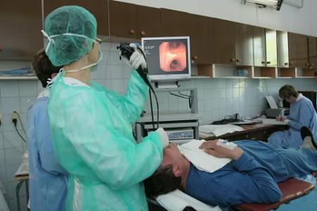Бронхоскопия как метод диагностики