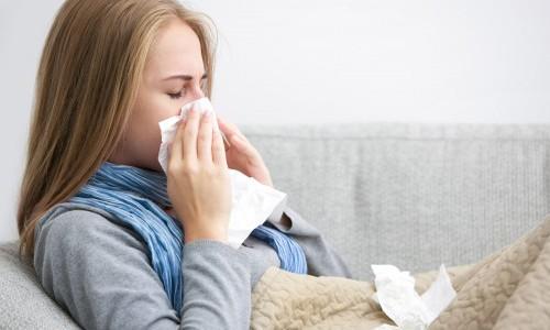 Проблема крови из носа