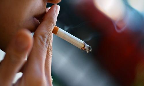 Курение одна из причин спонтанного буллезного пневмоторакса