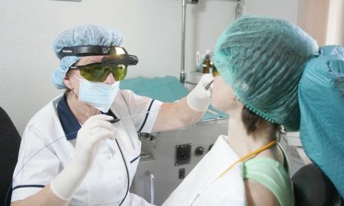 Хирургическое вмешательство фото