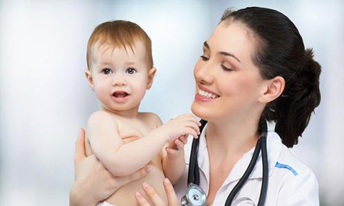 Консультация педиатра перед массажем носа ребенку