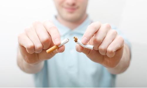 Отказ от курения для профилактики туберкулеза
