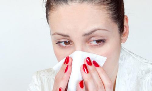 Проблема заложенного носа